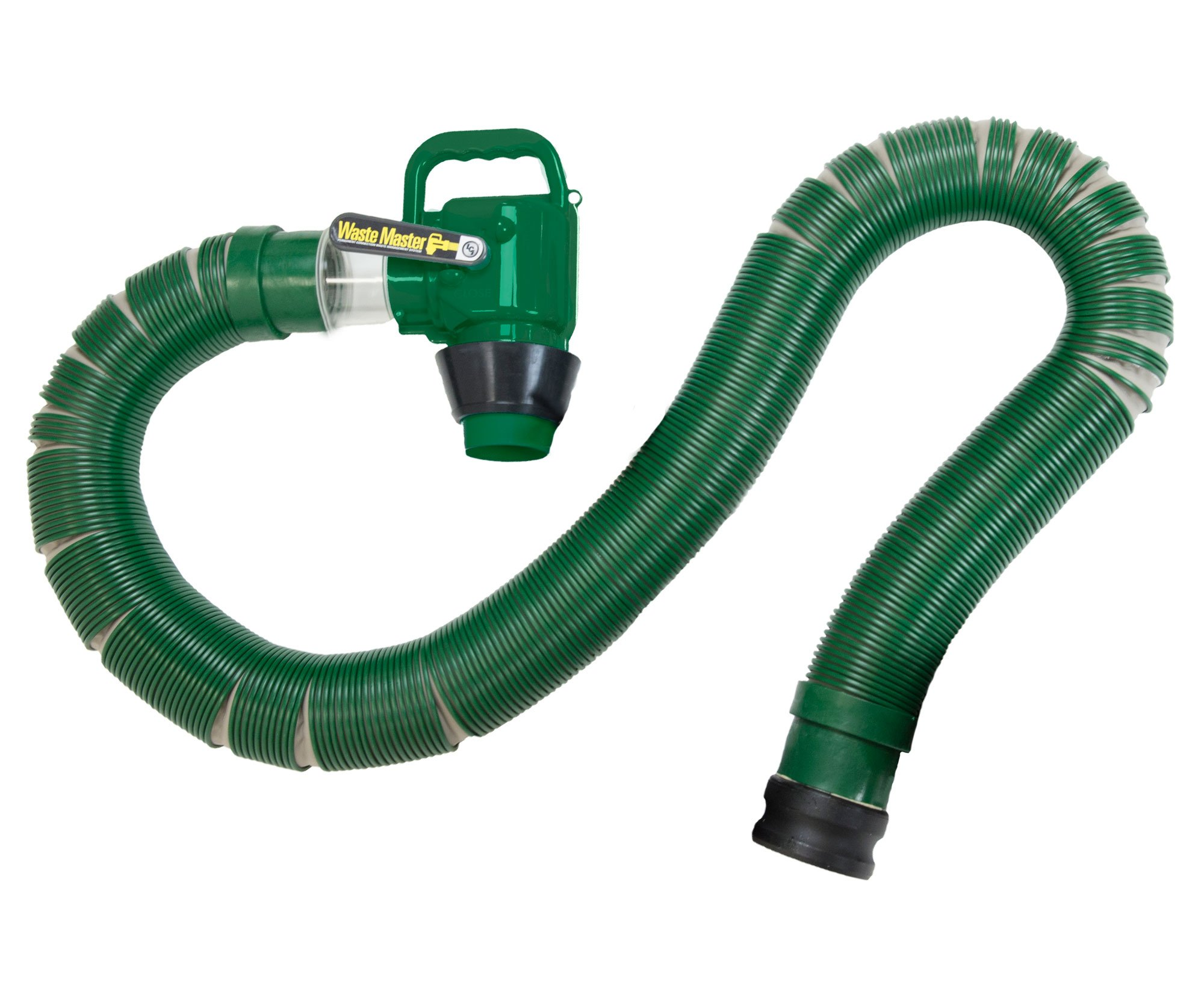 Lippert 359724 Waste Master 20' Extended RV Sewer Hose Management System by Lippert Components