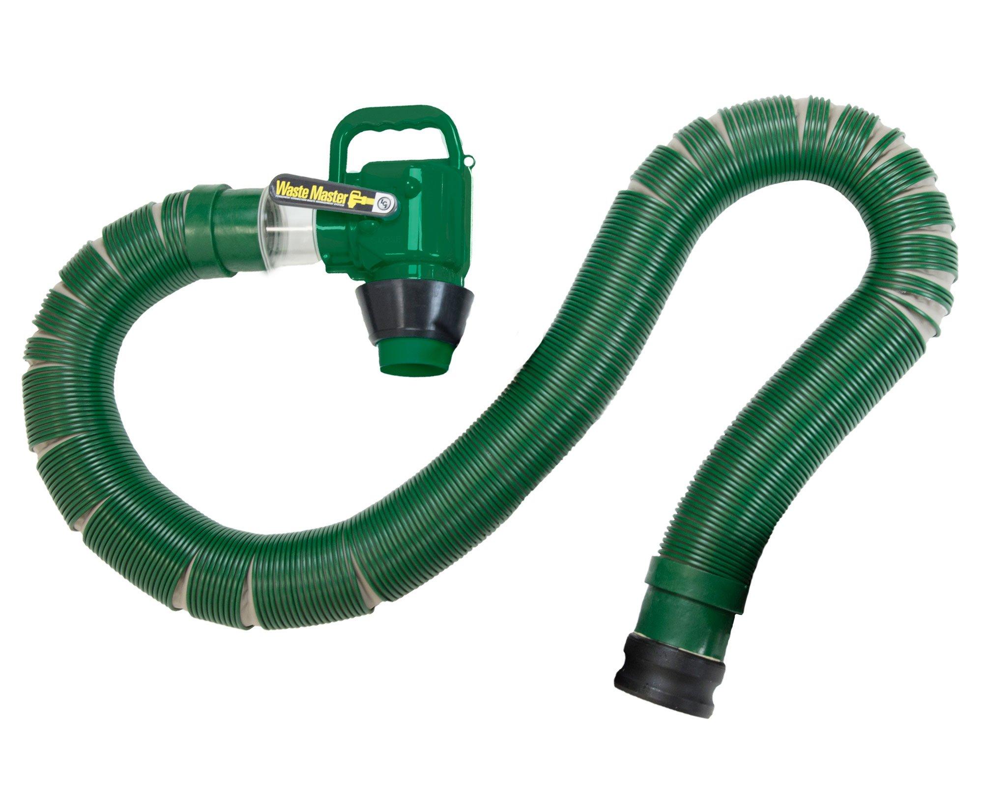 Lippert 359724 Waste Master 20' Extended RV Sewer Hose Management System
