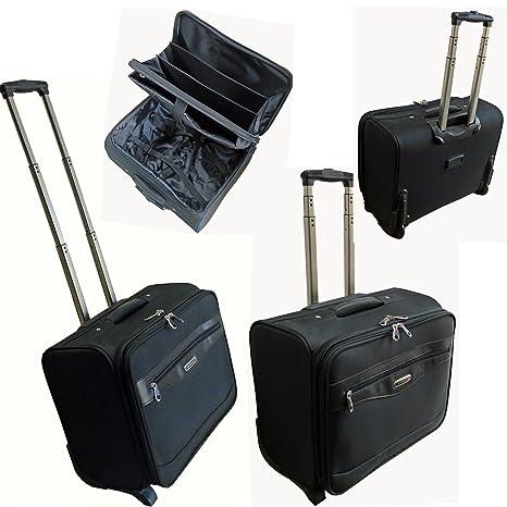 Bolsa de Oficina de Negocios Maletín para portátil con ruedas maleta viaje Equipaje de cabina