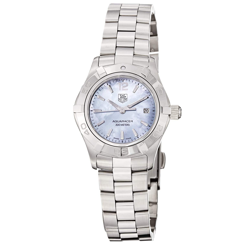 TAG Heuer Women s WAF1417.BA0823 Aquaracer Stainless Steel Sport Watch