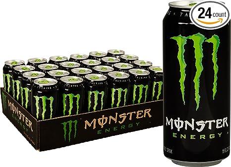 amazon com monster energy original 16 ounce pack of 24