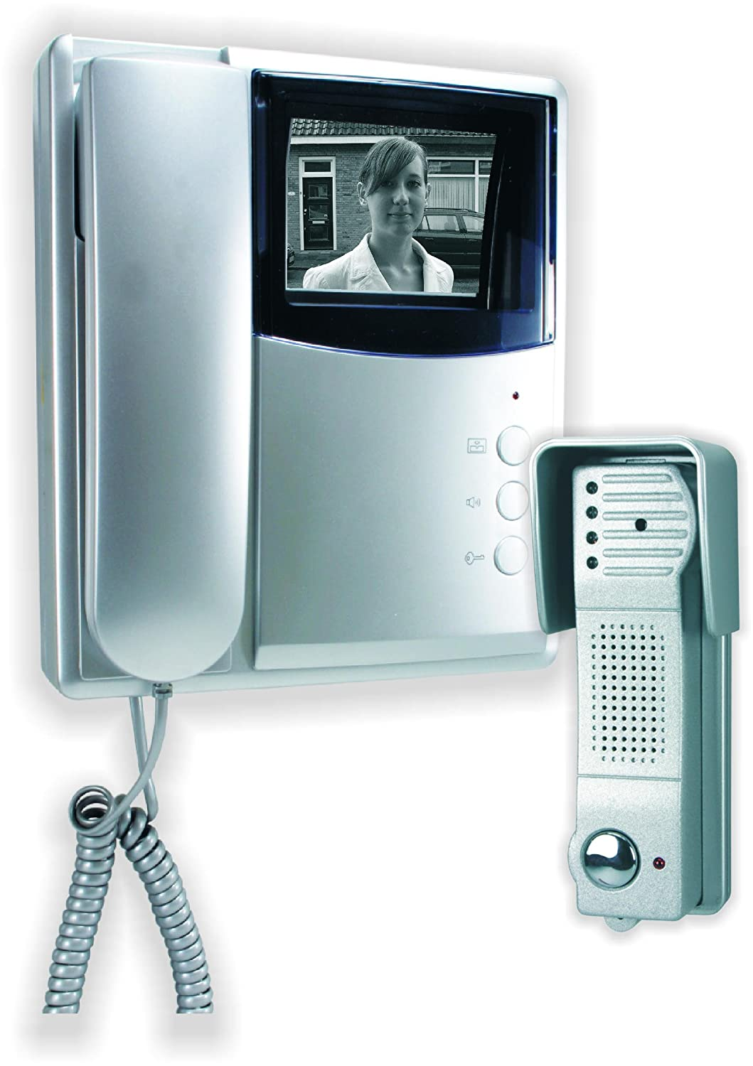 sc 1 st  Amazon.com & ELRO VD53A Video Door Intercom by ELRO - Household Doors - Amazon.com