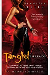 Tangled Threads (Elemental Assassin series Book 4) Kindle Edition