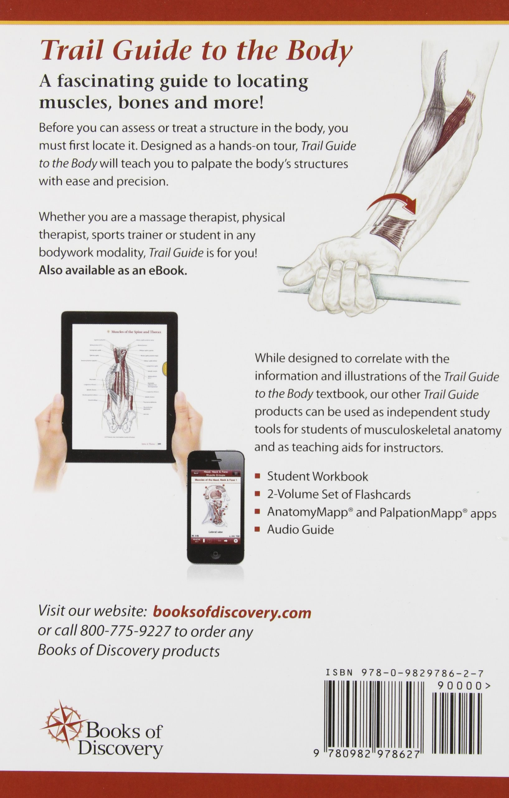 Trail guide to the bodys quick reference to trigger points livros trail guide to the bodys quick reference to trigger points livros na amazon brasil 9780982978627 fandeluxe Choice Image