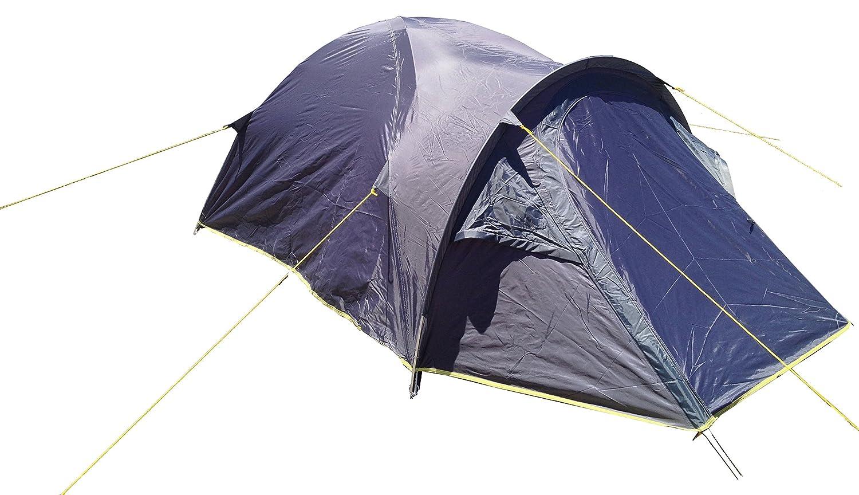 TNT-19 3 Season, 2 Person Vestibule Tent w/ Aluminum Poles & Full Rain Cover by WFS   B00KYAS8F0