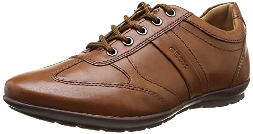 Mens Uomo Symbol B Trainers Geox Cheap Sale Exclusive pO4wPgN4