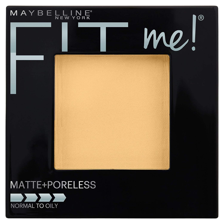 Amazon.com: Base en polvo Maybelline New York Fit Me ...