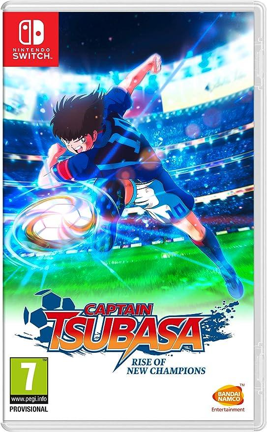 Captain Tsubasa: Rise Of New Champions: Amazon.es: Videojuegos