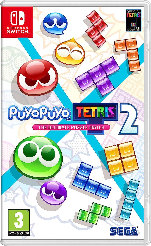 Jeu Nintendo Switch Puyo Puyo Tetris 2