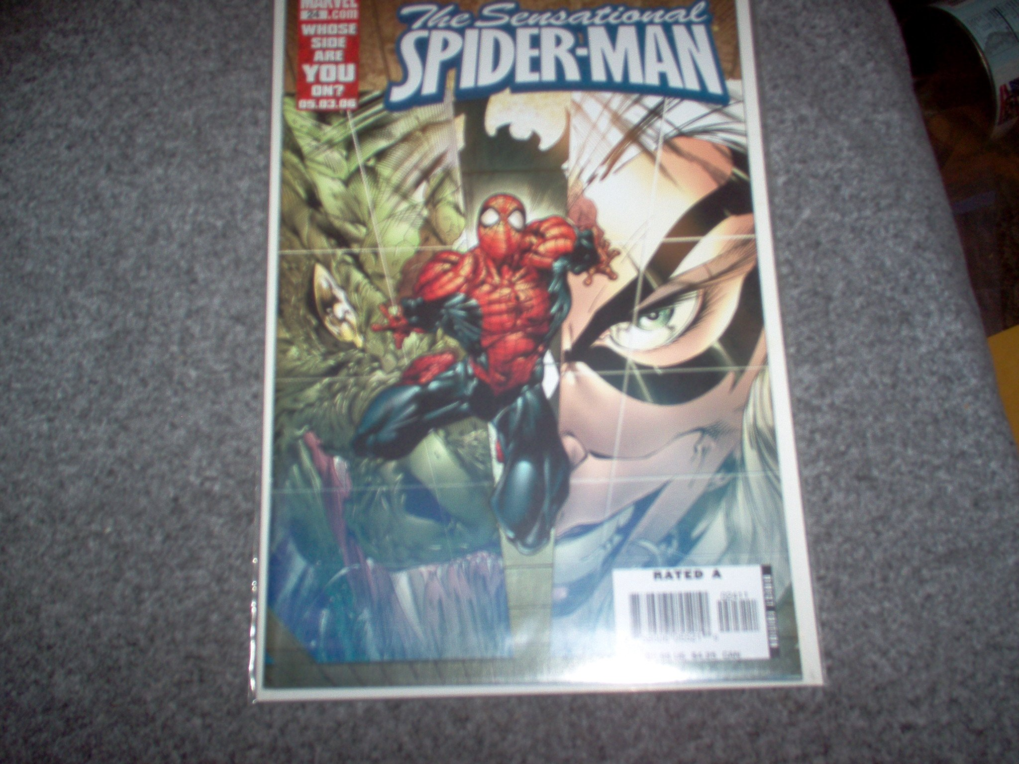 Download Sensational Spider-Man (3rd Series), Edition# 24 PDF
