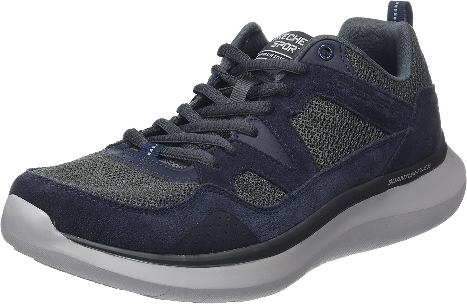skechers relaxed fit quantum flex country walker