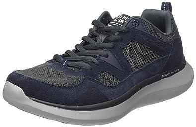 badd27124f6f Skechers Men s Quantum-Flex - Country Walker Trainers Blue (Navy Grey) 7
