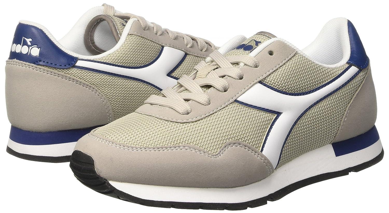 Amazon.com   Diadora Shoes Running Sneaker Jogging Men Breeze Paloma Grey Size   Fashion Sneakers