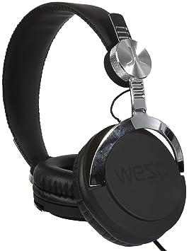 Auriculares WESC Bass Black