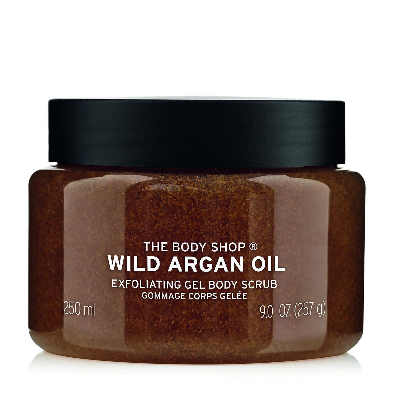 The Body Shop Scrub Aceite de argán salvaje - 250 ml C-TB-009-10