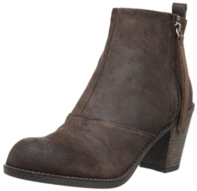 Amazon.com | DV By Dolce Vita Women's Joust Ankle Boot, Brown ...