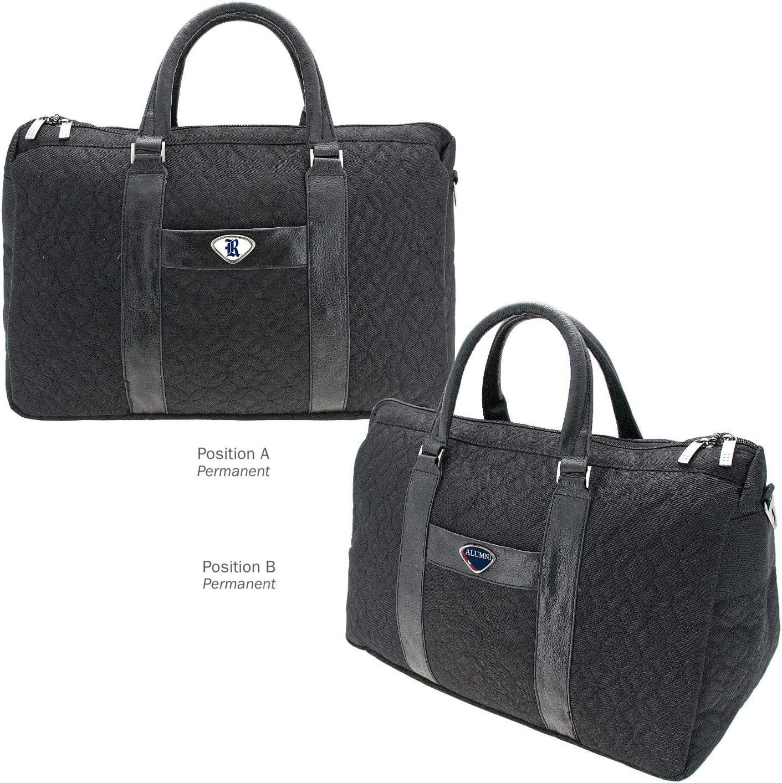 One Size AdSpec NCAA Rice Owls Collegiate Womens Duffel BagCollegiate Womens Duffel Bag Black