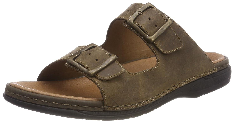 rieker herren sandale braun 25556 25