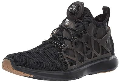 Reebok Men's Pump Plus CAGE Running Shoe