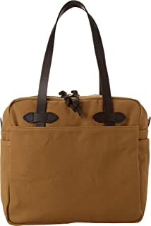 product image for Filson- Tote Bag With Zipper Style 261- Tan