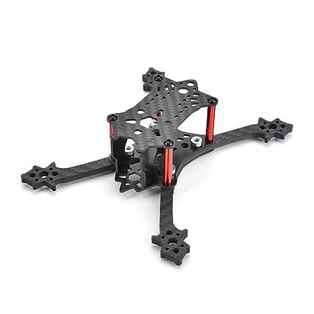 LaDicha 150LT 150mm Fibra de Carbono FPV Racing RC Drone Frame Kit ...