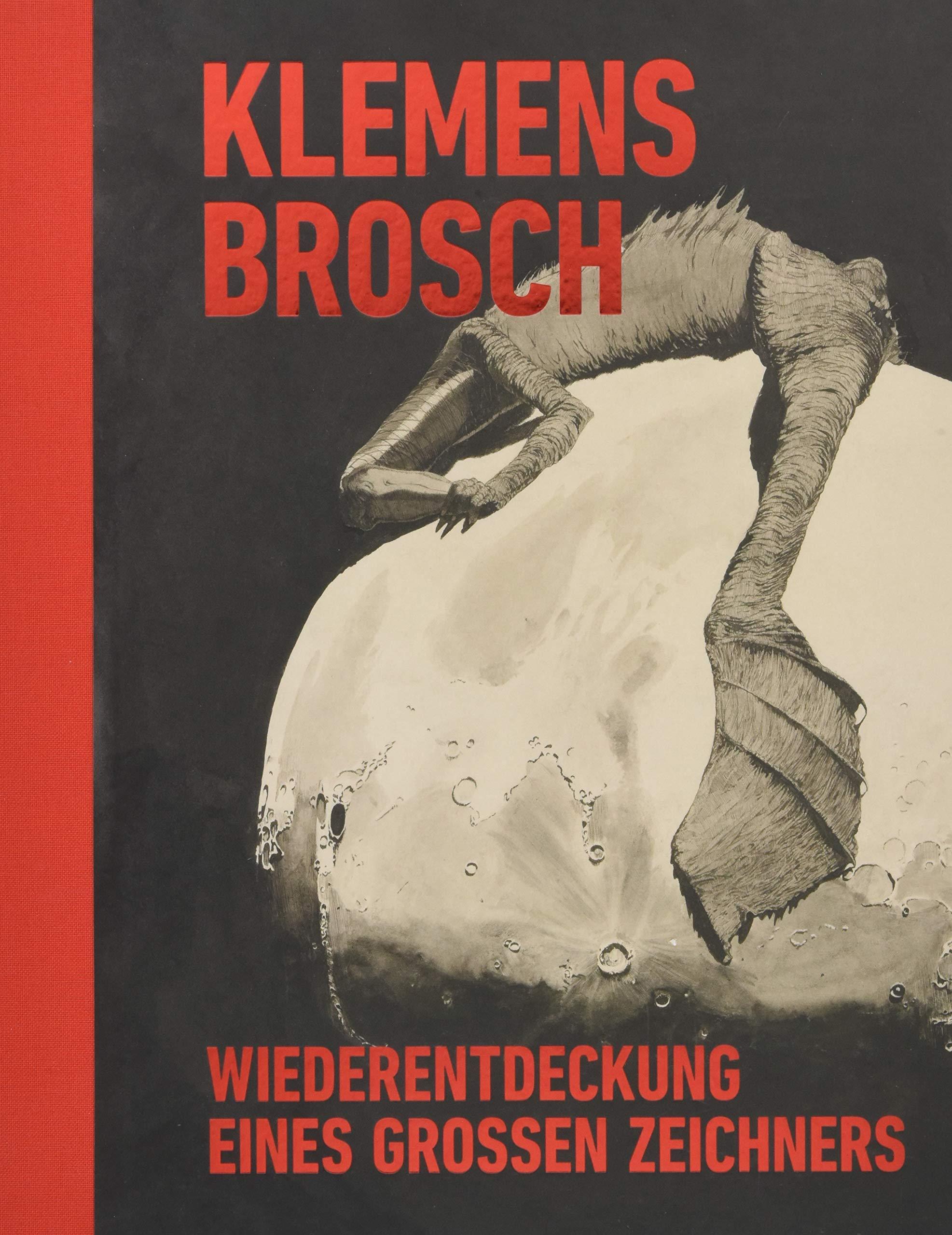 Klemens Brosch (1894–1926): Wiederentdeckung eines großen Zeichners
