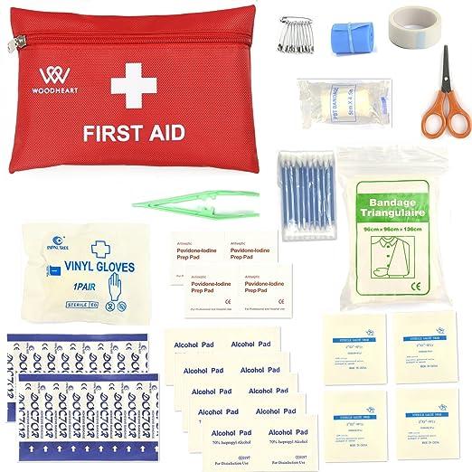 7 opinioni per Kit di pronto soccorso , kit di pronto soccorso per la sopravvivenza del