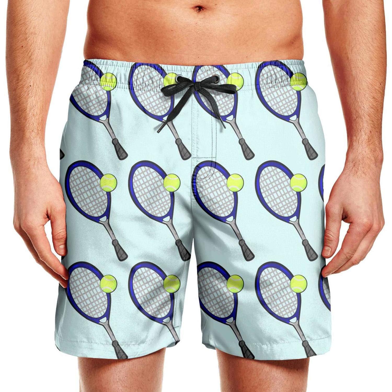 XUWU Mens Surfing Board Shorts Supernatural Symbol Swim Trunks with Drawstring