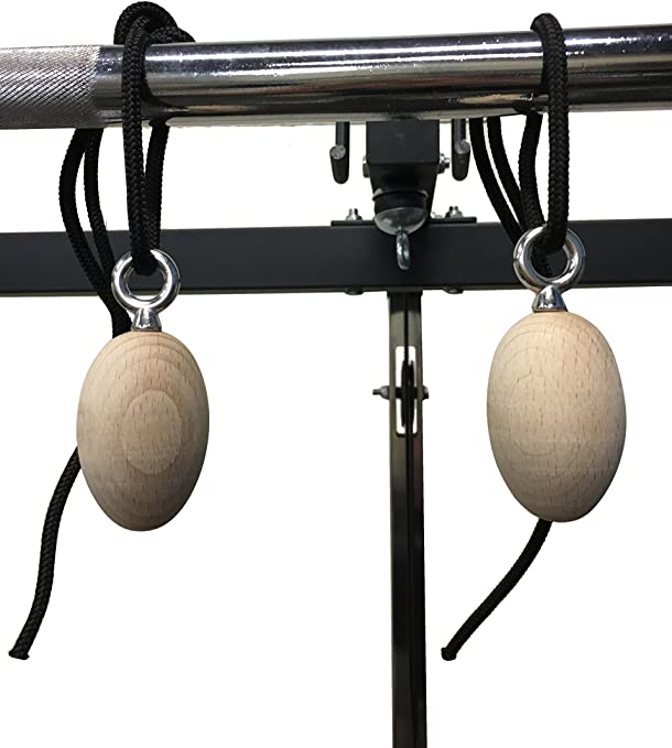 Rip Your Grip Power Balls 40mm sold as a pair fat grips hand gripper heavy crush