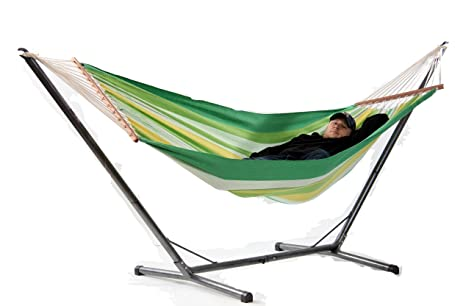 brasilia hammock single hammock and ceara hammock stand hammock stand by byer of maine amazon     brasilia hammock single hammock and ceara hammock      rh   amazon