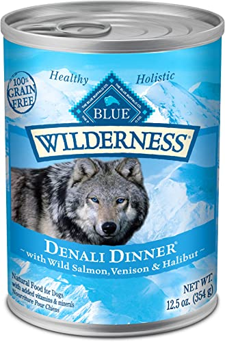 Blue Buffalo Wilderness Regional Recipes High Protein Grain Free Natural Wet Dog Food