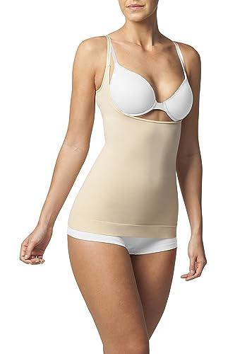 Sleex Camiseta moldeadora - underbust (Desgaste con su sujetador) (44044)