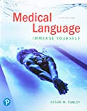 Medical Language: Immerse Yourself Plus MyLab