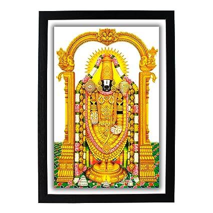 God Balaji Hd Photo Frame Venkateswara Perumal Kuber Kubera