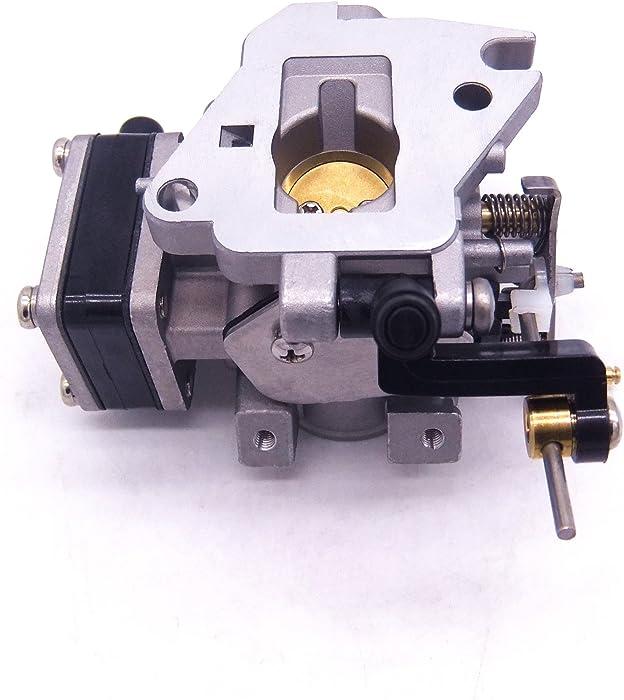 The Best 15 Hp Marine Carburetor