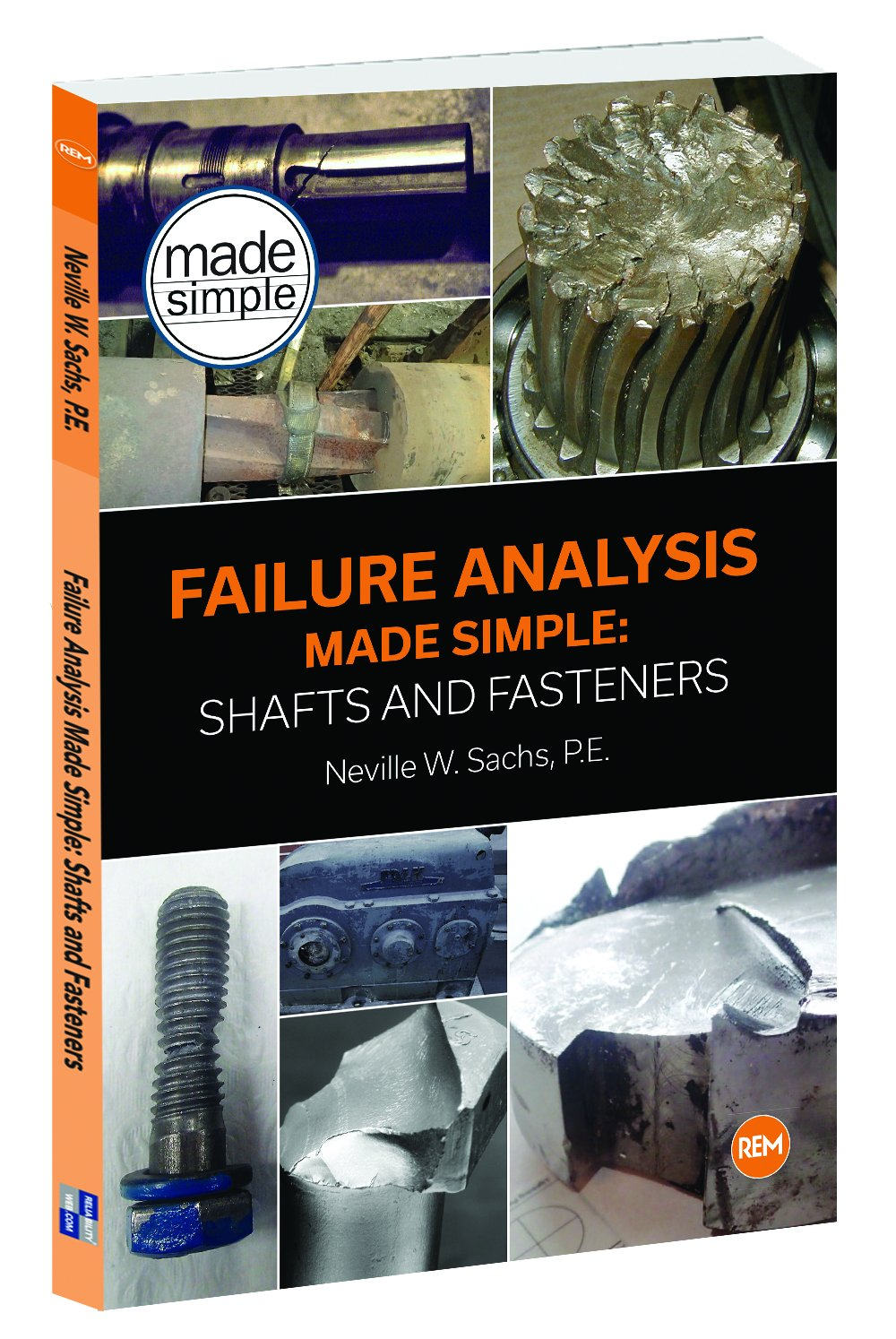 Read Online Failure Analysis Made Simple: Shafts and Fasteners PDF