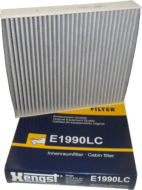 Hengst E1990lc Filter Innenraumluft Auto