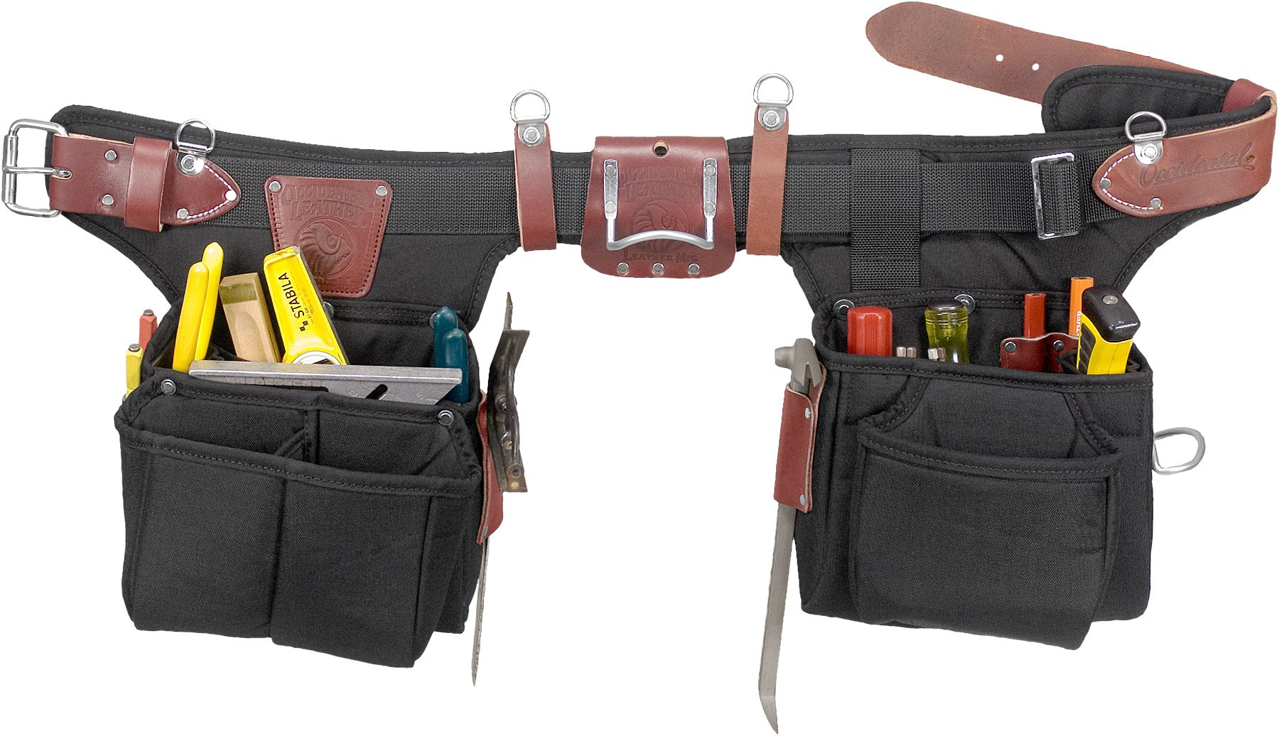 Occidental Leather 9540 Adjust-to-Fit Finisher