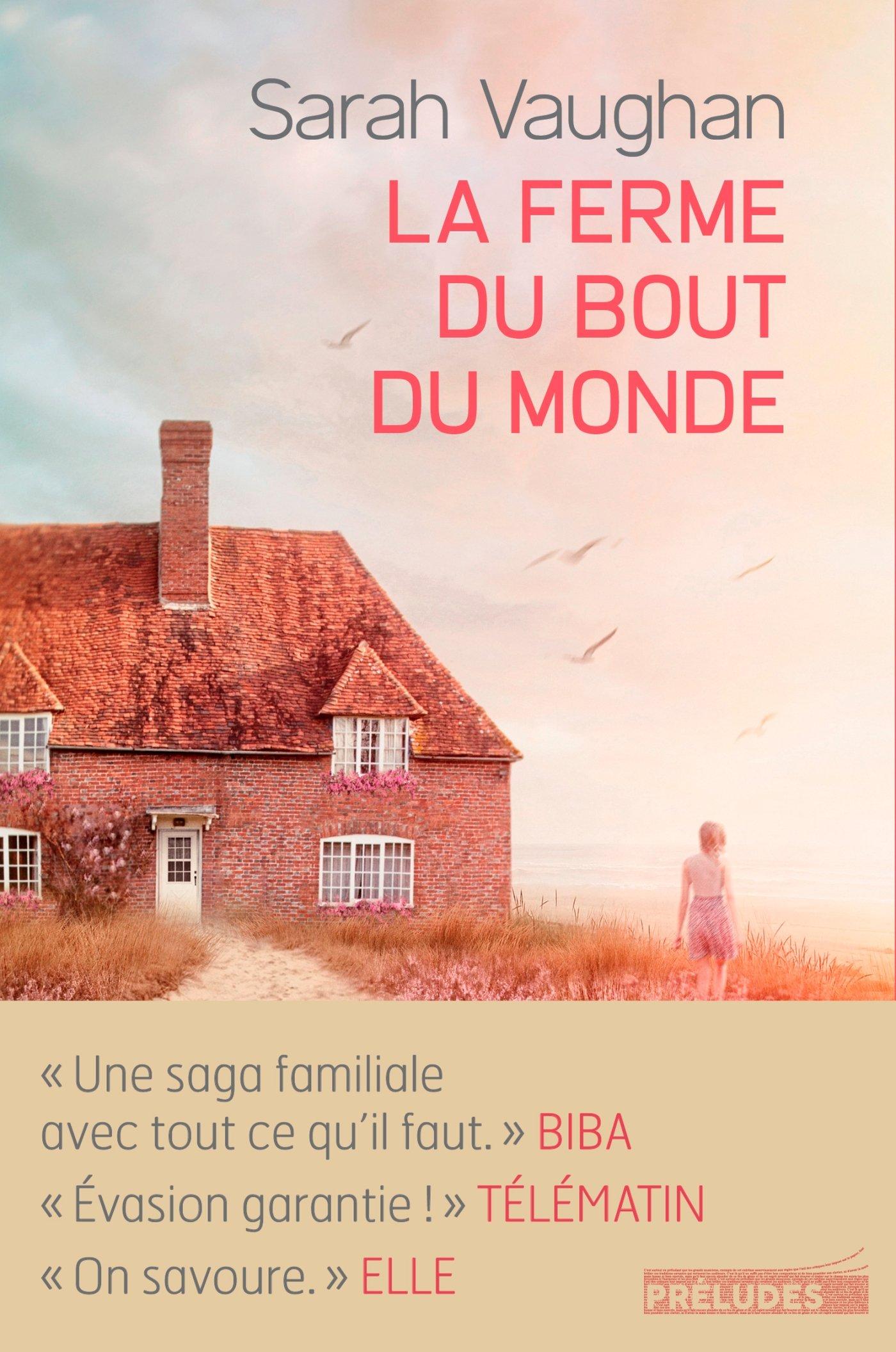 Amazon.fr - La Ferme du bout du monde - Vaughan, Sarah - Livres