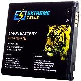 Extremecells® Akku für LG Optimus 4X HD P880 BL-53QH Accu Batterie Battery