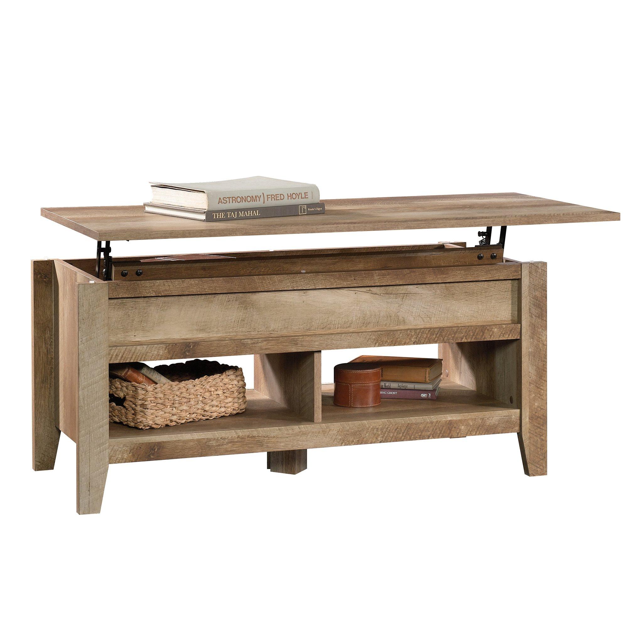 Sauder 420011 Coffee Table, Furniture, Craftsman Oak by Sauder