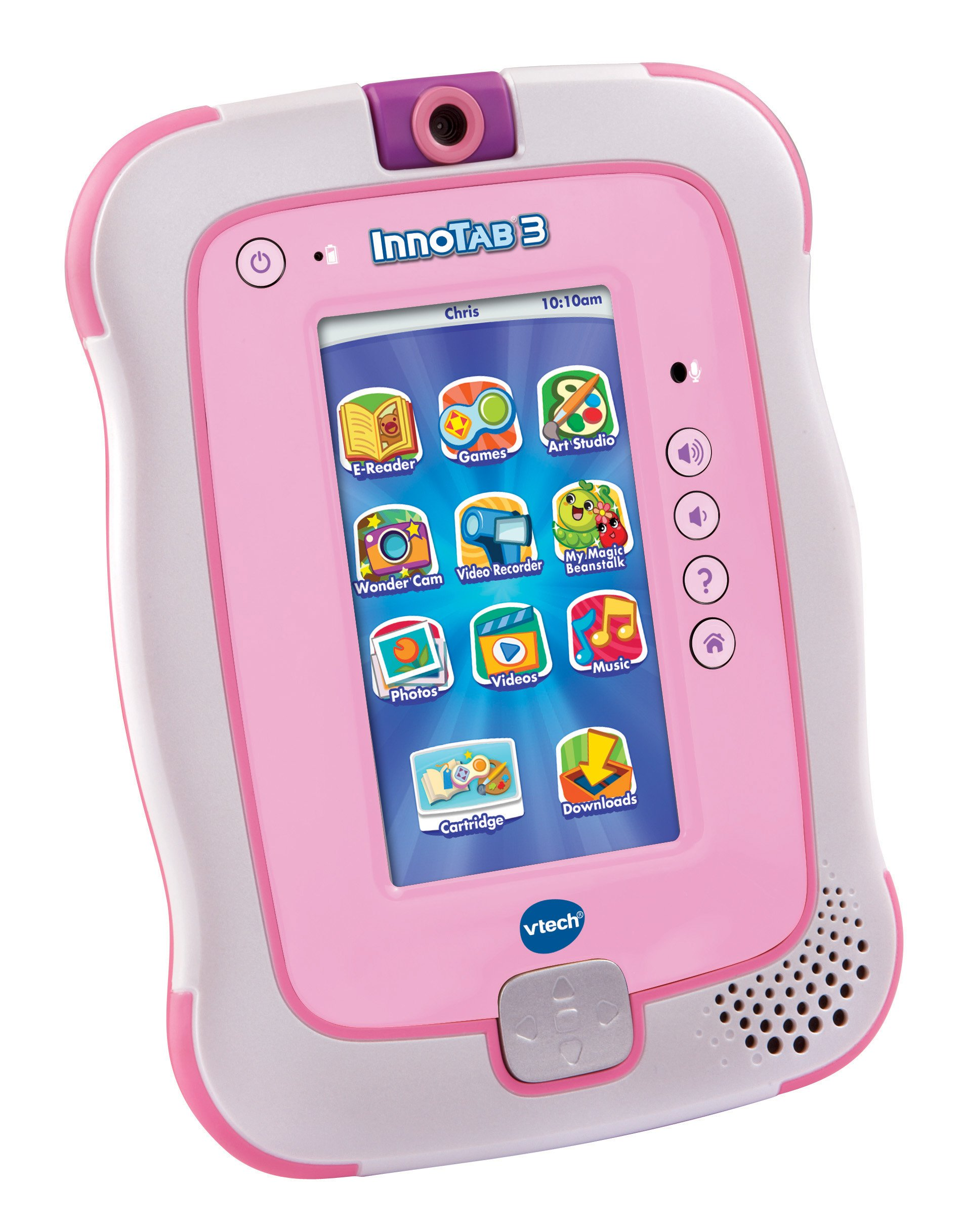 VTech InnoTab 3 The Learning App Tablet, Pink by VTech (Image #2)