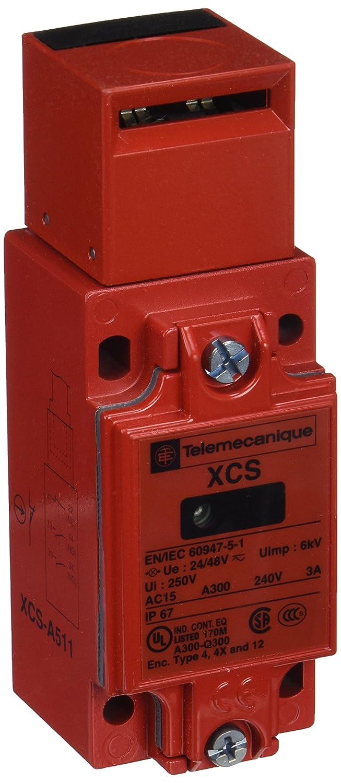 Schneider Electric XCSA511 Interruptor Seguridad Nc+Na+Na S//Enclav