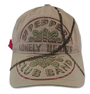 beatles baseball hat adult the tan cap