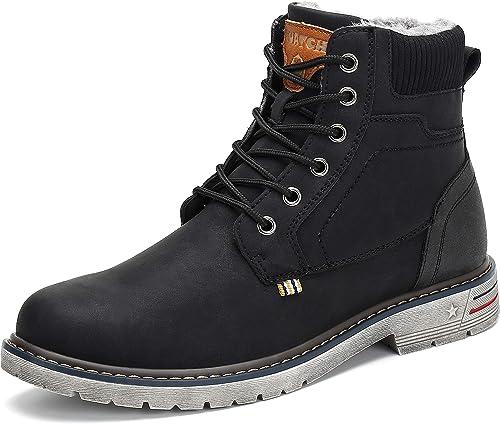Homme Putu Trekking de Chaussures Outdoor Neige Boots Bottes clKF1J