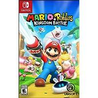 Mario + Rabbids - Kingdom Battle - Switch