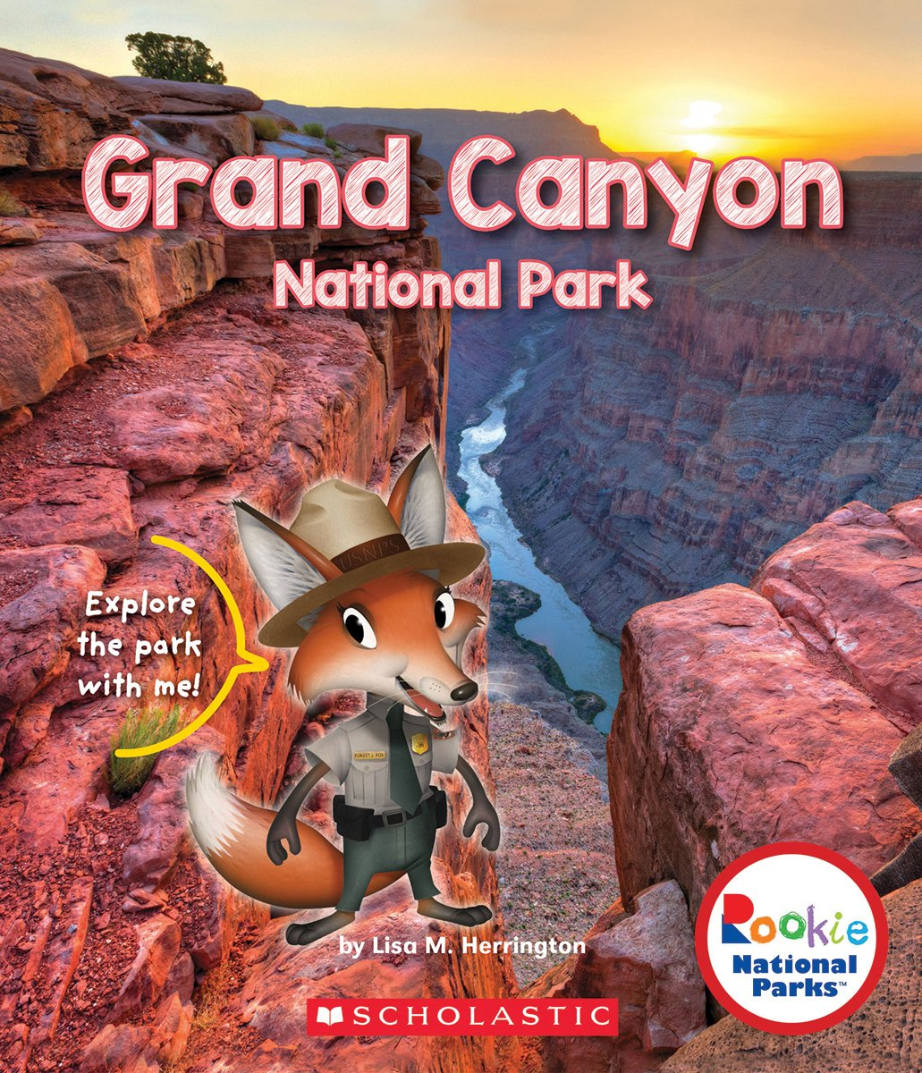 Grand Canyon National Park (Rookie National Parks (Paper)) pdf