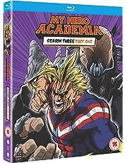My Hero Academia - Season Three Part One