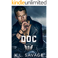 Doc (RUTHLESS KINGS MC™ LAS VEGAS CHAPTER (A RUTHLESS UNDERWORLD NOVEL) Book 7)
