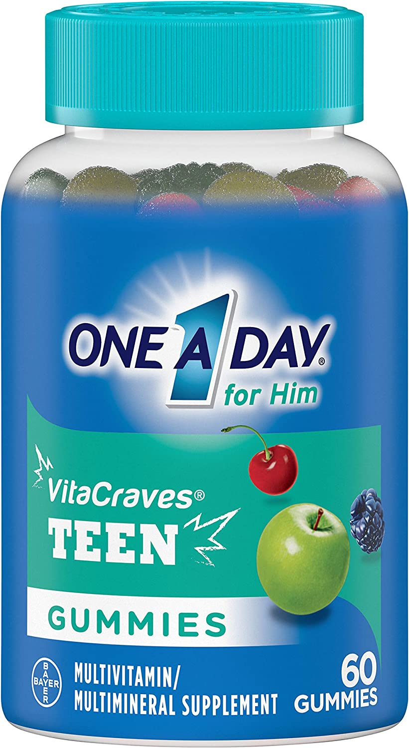 Top 10 Best Vitamins For Teenage Growth (2020 Reviews & Buying Guide) 2